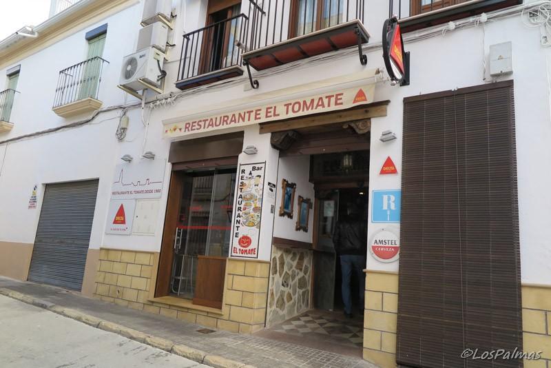 El Tomate - Bujalance (Córdoba) - Los Palmas